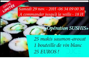 opé sushi
